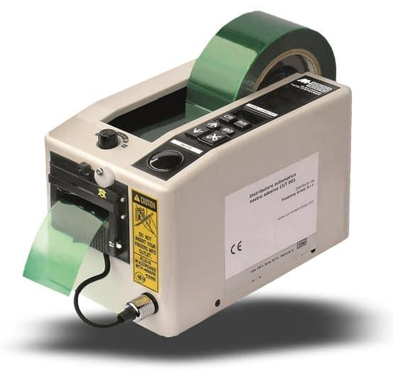 Distributore automatico taglianastro CUT